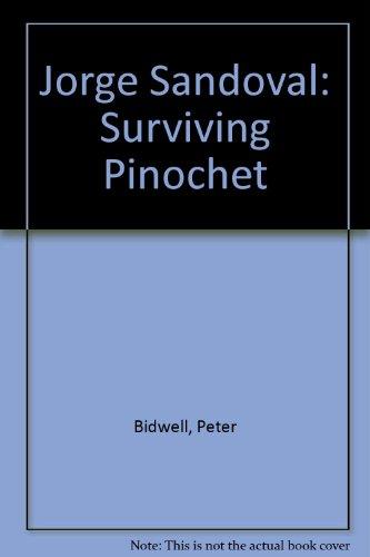 Jorge Sandoval (Paperback): Peter Bidwell