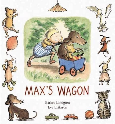 9781877467035: Maxs Wagon