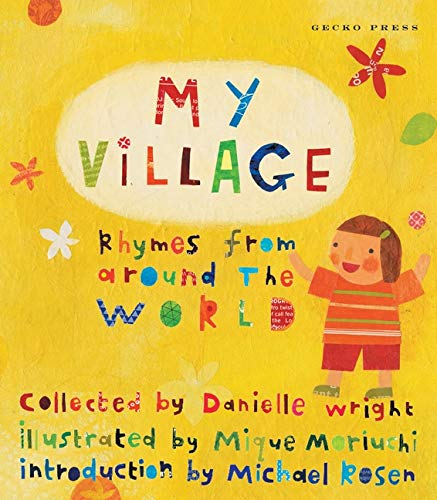 9781877467103: My Village: Rhymes from Around the World