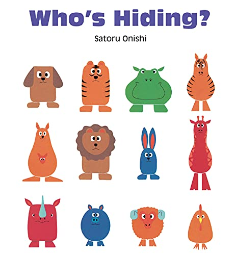 9781877467127: Who's Hiding? (Gecko Press Titles)