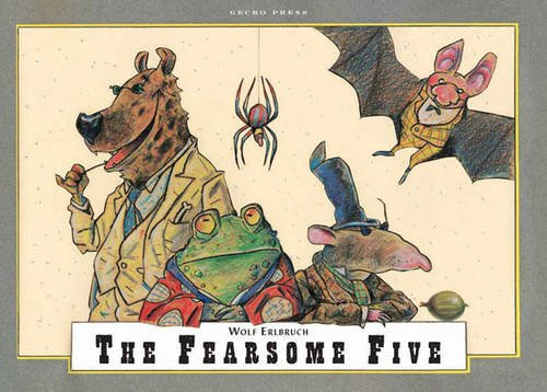 9781877467226: The Fearsome Five