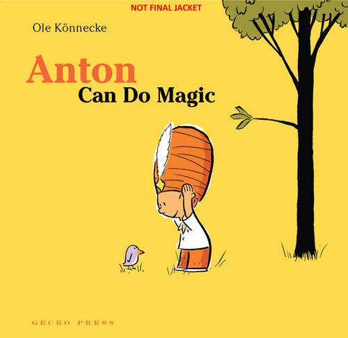 9781877467370: Anton can do magic