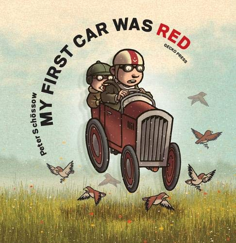 9781877467684: My First Car Was Red