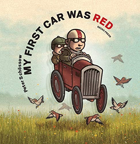 9781877467691: My First Car was Red