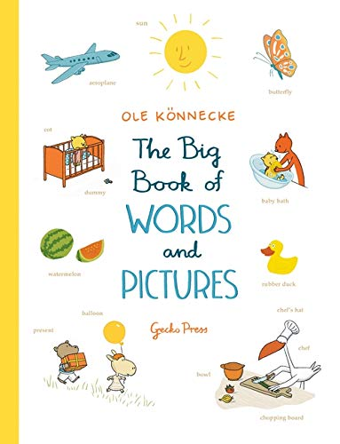 9781877467875: Big Book of Words and Pictures