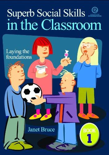 9781877478598: Superb Social Skills in the Classroom Bk 1