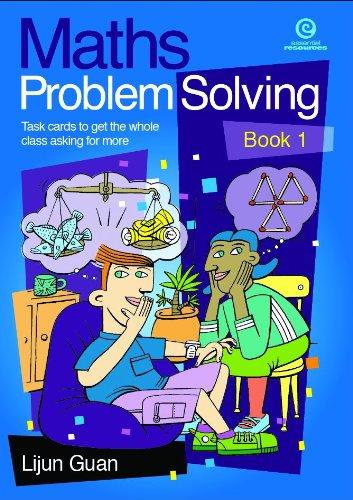 9781877478635: Maths Problem Solving: Task Cards Bk 1