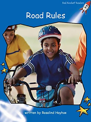 9781877490163: Road Rules (Red Rocket Readers, Early Level 3)