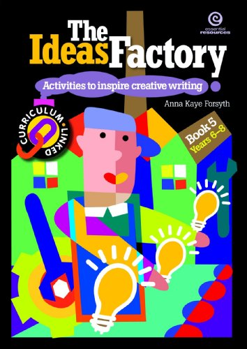 9781877498640: The Ideas Factory: Activities to Inspire Creative Writing Bk. 5