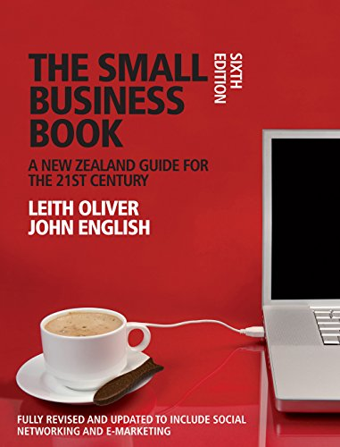 9781877505126: The Small Business Book, Sixth Edition: A New Zealand Guide for the 21st Century
