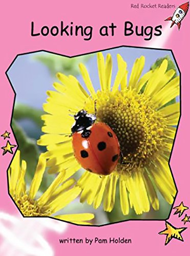Looking at Bugs (Paperback): Pam Holden