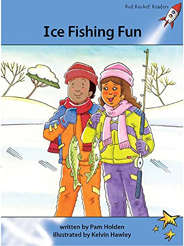 Ice Fishing Fun (Paperback): Pam Holden