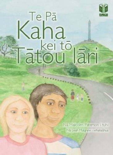 Te Pa Kaha Kei to Tatou Iari: Malcolm Paterson