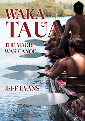 9781877514401: Waka Taua: The Maori War Canoe