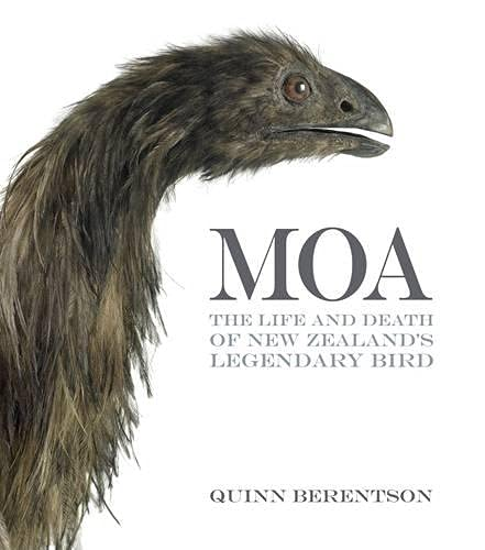 9781877517846: Moa: The Life and Death of New Zealand's Legendary Bird
