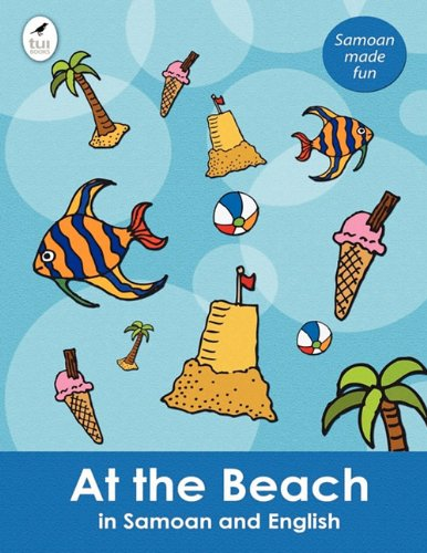 9781877547560: At the Beach in Samoan and English (Tui Language Books) (Samoan Edition)