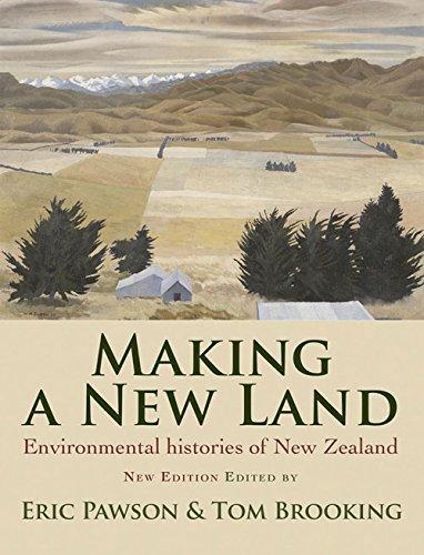 MAKING A NEW LAND: PAWSON, ERIC
