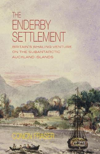 9781877578595: The Enderby Settlement