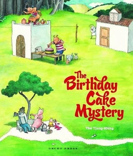9781877579103: The Birthday Cake Mystery (Gecko Press Titles)