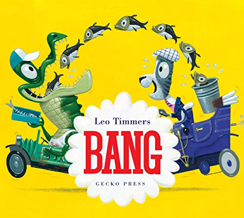 9781877579189: Bang (Gecko Press Titles)