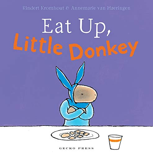 9781877579332: Eat Up, Little Donkey (Gecko Press Titles)