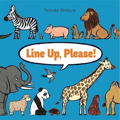 Line Up Please: Tomoko Ohmura