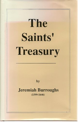 9781877611308: The Saint's Treasury: Being Sundry Sermons Preached in London