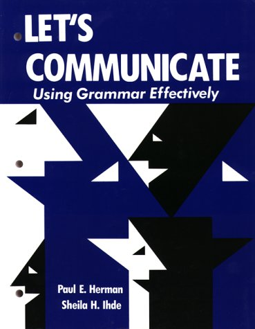 9781877653483: Let's Communicate