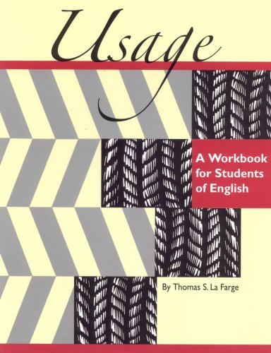 Usage: a Workbook for Students of English: Tom Lafarge
