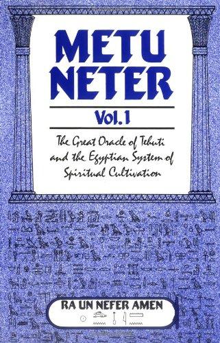 Metu Neter Vol. 1 : The Great: Ra Un Nefer