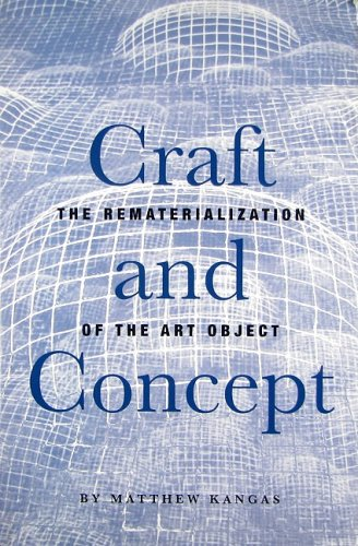 9781877675560: Craft & Concept: The Rematerialization of the Art Object
