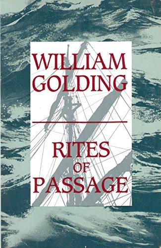 9781877727122: Rites Of Passage