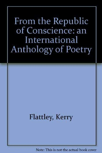 9781877727269: From the Republic of Conscience: An International Anthology of Poetry