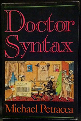 9781877741036: Doctor Syntax