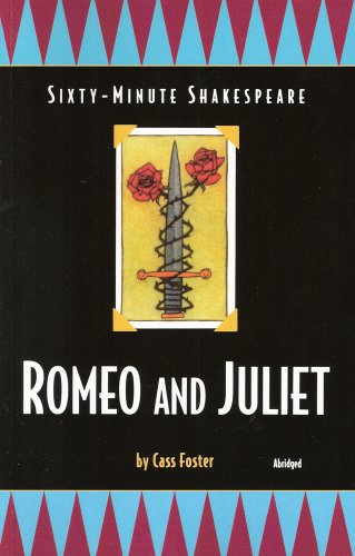 9781877749384: Sixty-Minute Shakespeare Series: Romeo and Juliet