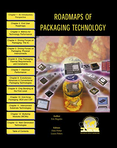 9781877750618: Roadmaps of packaging technology