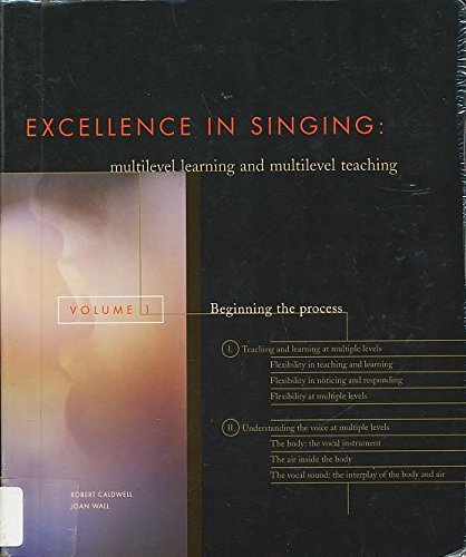 9781877761164: Beginning the Process (Excellence in Singing Series Volume 1)