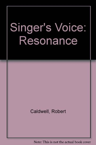 9781877761621: Singer's Voice: Resonance