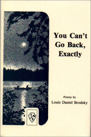 9781877770005: You Can't Go Back, Exactly