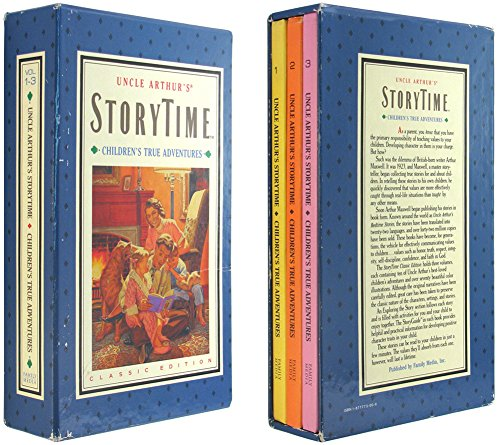 Uncle Arthur's Storytime: Children's True Adventures: Maxwell, Arthur S.