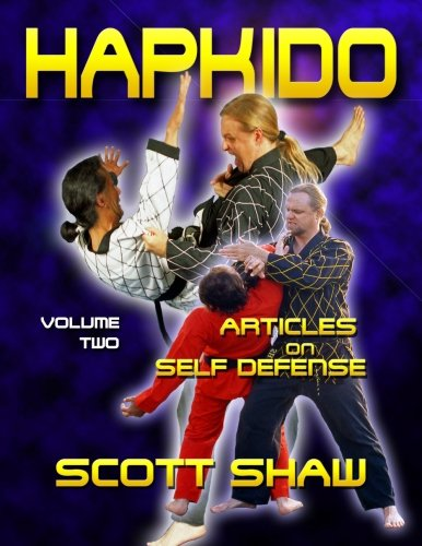 9781877792724: Hapkido Articles on Self-Defense: Volume Two