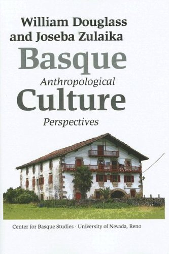9781877802652: Basque Culture: Anthropological Perspectives (Basque Textbook Series)