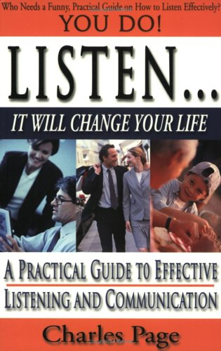 9781877809965: Listen... It Will Change Your Life!