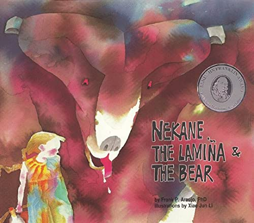 9781877810015: Nekane, the Lamina & the Bear: A Tale of the Basque Pyrenees (Toucan Tales)