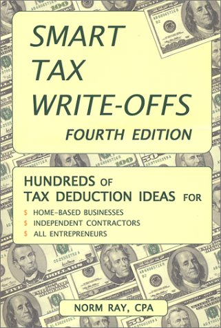 9781877810213: Smart Tax Write-Offs, 4th edition