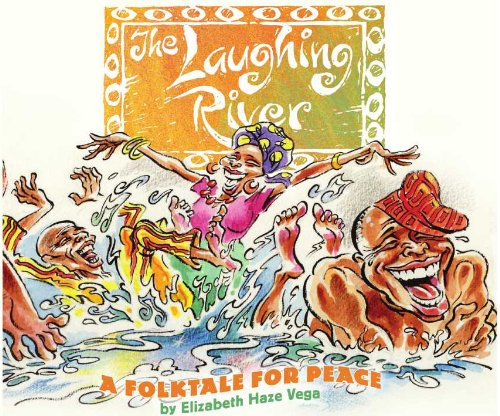 9781877810398: The Laughing River: A Folktale for Peace (musical CD)