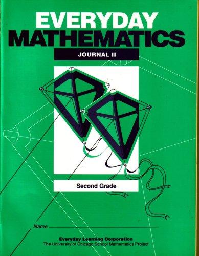 9781877817281: EVERYDAY MATHEMATICS (Second Grade, Journal II)