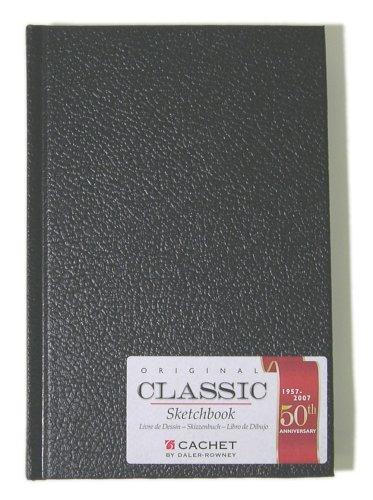 Classic Sketch Book/5 1/2 X 8 1/2