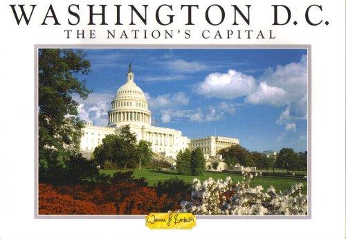 9781877833335: Washington D.C. The Nation's Capital