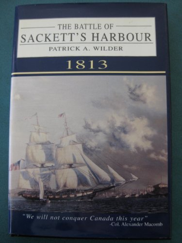Battle of Sackett's Harbour 1813.